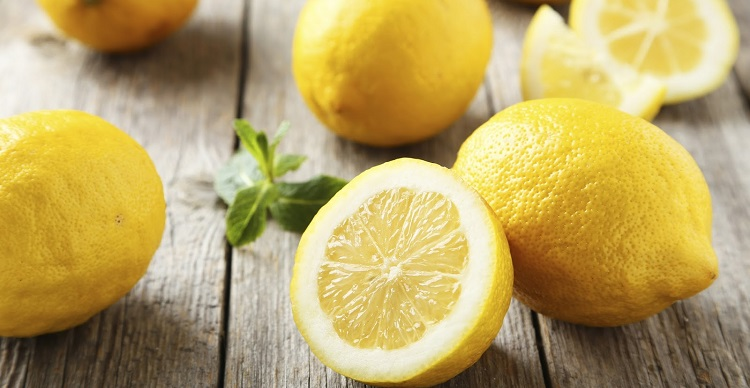 Лимон для тминной ратафии