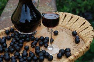 12 рецептов Наливки из терна или «Терновки»