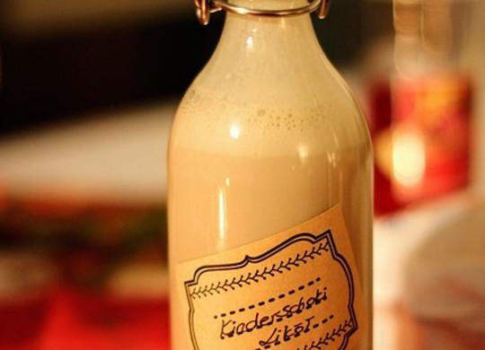 Шоколадно молочный ликер в домашних условиях