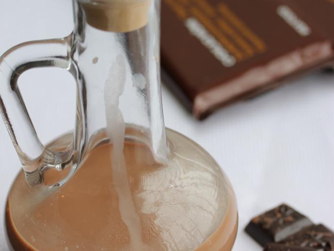 Шоколадный ликер с фундуком
